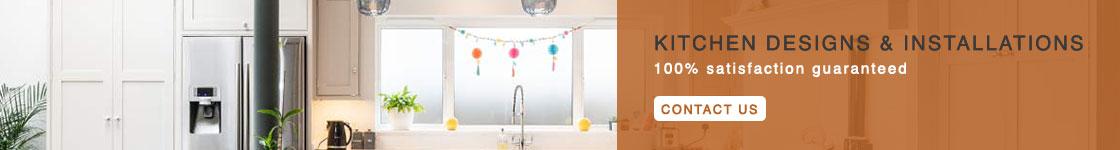 Kitchen Designs & Installations